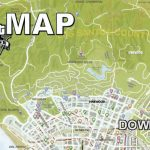 Gta 5 Full Size Game Map   Youtube Throughout Gta 5 Printable Map
