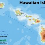 Hawaii Travel Maps Regarding Printable Map Of Hawaii