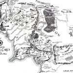High Resolution Map Of Middle Earth? : Lotr Pertaining To Printable Map Of Middle Earth