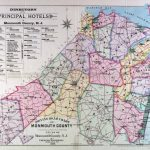 Historical Monmouth County, New Jersey Maps Pertaining To Printable Map Of Monmouth County Nj