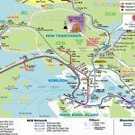 Hong Kong Maps   Top Tourist Attractions   Free, Printable City With Printable Map Of Hong Kong