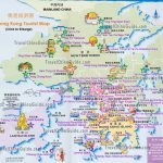 Hong Kong Maps: Tourist Attractions, Streets, Subway For Hong Kong Tourist Map Printable