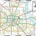 Houston Maps | Texas, U.s. | Maps Of Houston   Printable Map Of For Printable Map Of Houston