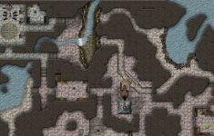 I Rebuilt The Wave Echo Cave From Lost Mine Of Phandelver (Battlemap) regarding Lost Mine Of Phandelver Printable Maps