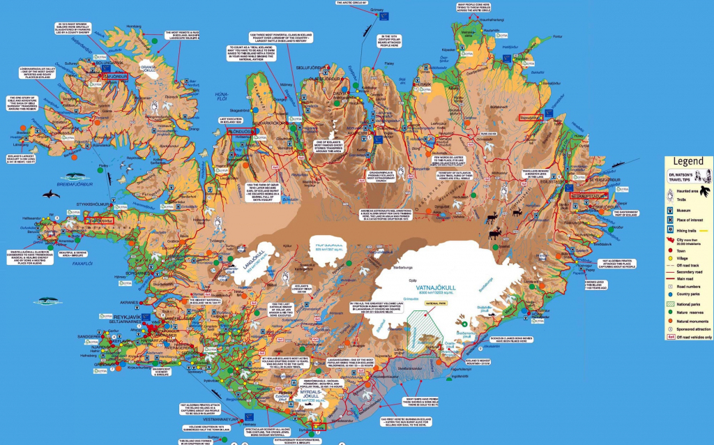 Iceland Maps | Printable Maps Of Iceland For Download inside Maps Of Iceland Printable Maps