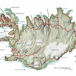 Iceland Maps | Printable Maps Of Iceland For Download Pertaining To Free Printable Map Of Iceland