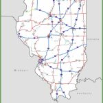 Illinois State Maps | Usa | Maps Of Illinois (Il) Within Illinois State Map Printable