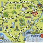 Image Result For Printable Map Of Tokyo Attractions | Japan In 2019 With Regard To Printable Map Of Tokyo