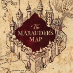 Imagine*mary: Marauders Map Castle Free Svg ~ Studio | Harry Potter With Regard To Harry Potter Map Marauders Free Printable