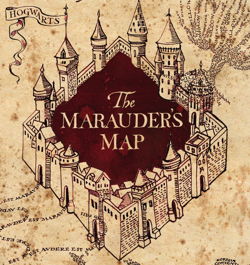 Imagine*mary: Marauders Map Castle Free Svg ~ Studio   Harry Potter with regard to Harry Potter Map Marauders Free Printable