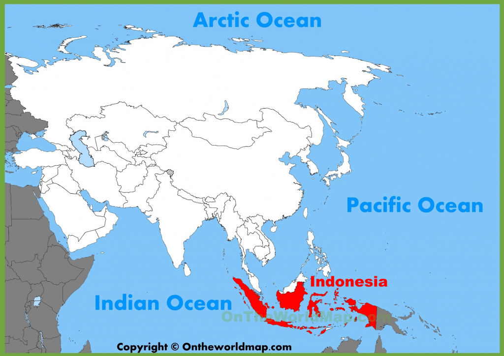 Indonesia Maps | Maps Of Indonesia for Printable Map Of Indonesia
