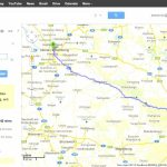 Inspirational Google Maps And Directions Driving The Regarding Regarding Printable Driving Directions Google Maps