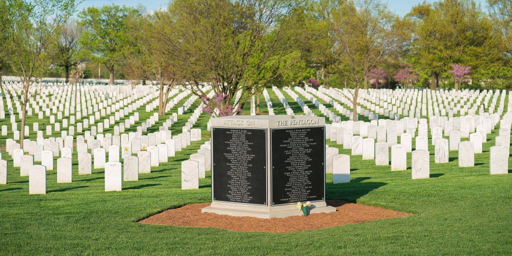 Interactive Arlington National Cemetery Map With 360 Street View regarding Arlington Cemetery Printable Map
