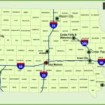 Iowa State Maps | Usa | Maps Of Iowa (Ia) For Printable Iowa Road Map