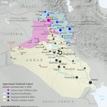 Iraq Control Map & Report: September 2016   Political Geography Now Throughout Printable Map Of Iraq