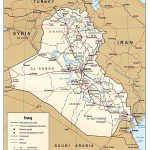 Iraq Maps   Perry Castañeda Map Collection   Ut Library Online Intended For Printable Map Of Iraq