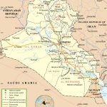 Iraq Road Map For Printable Map Of Iraq