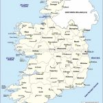 Ireland Maps | Printable Maps Of Ireland For Download Regarding Printable Blank Map Of Ireland