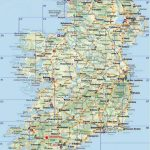 Ireland Maps | Printable Maps Of Ireland For Download With Regard To Printable Map Of Ireland Counties And Towns