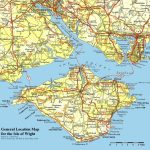 Isle Of Wight Map   Isle Of Wight United Kingdom • Mappery | Paris With Printable Map Of Isle Of Wight