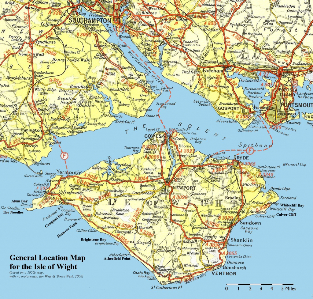 Isle Of Wight Map - Isle Of Wight United Kingdom • Mappery | Paris with Printable Map Of Isle Of Wight