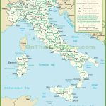 Italy Maps | Maps Of Italy Regarding Printable Map Of Italy With Regions