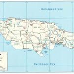Jamaica Maps | Printable Maps Of Jamaica For Download Regarding Printable Map Of Jamaica