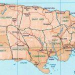 Jamaica Maps | Printable Maps Of Jamaica For Download Throughout Printable Map Of Jamaica