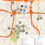 Kansas City Printable Tourist Map | Free Tourist Maps ✈ | Kansas Regarding Printable Street Map Of Wichita Ks