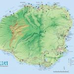 Kauai Island Maps & Geography | Go Hawaii With Printable Map Of Kauai