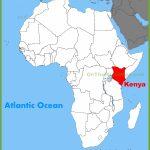 Kenya Maps | Maps Of Kenya For Printable Map Of Kenya