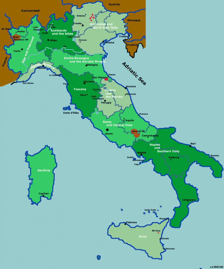 Lake Garda - Monte Baldo Kompass 102 | Stanfords throughout Printable Map Of Lake Garda