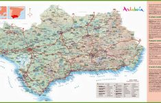 Large Andalusia Maps For Free Download And Print | High-Resolution intended for Printable Street Map Of Nerja Spain