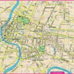 Large Bangkok Maps For Free Download And Print | High Resolution And Regarding Printable Map Of Bangkok