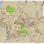 Large Bangkok Maps For Free Download And Print | High Resolution And With Bangkok Tourist Map Printable