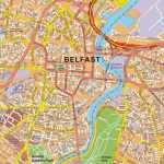 Large Belfast Maps For Free Download And Print | High Resolution And In Belfast City Map Printable