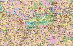 Printable Map Of Berlin