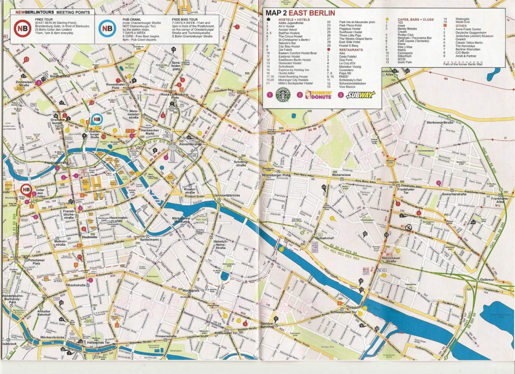 Large Berlin Maps For Free Download And Print | High-Resolution And with Printable Map Of Berlin