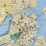 Large Boston Maps For Free Download And Print | High Resolution And For Printable Map Of Boston