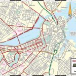 Large Boston Maps For Free Download And Print | High Resolution And Inside Printable Map Of Boston