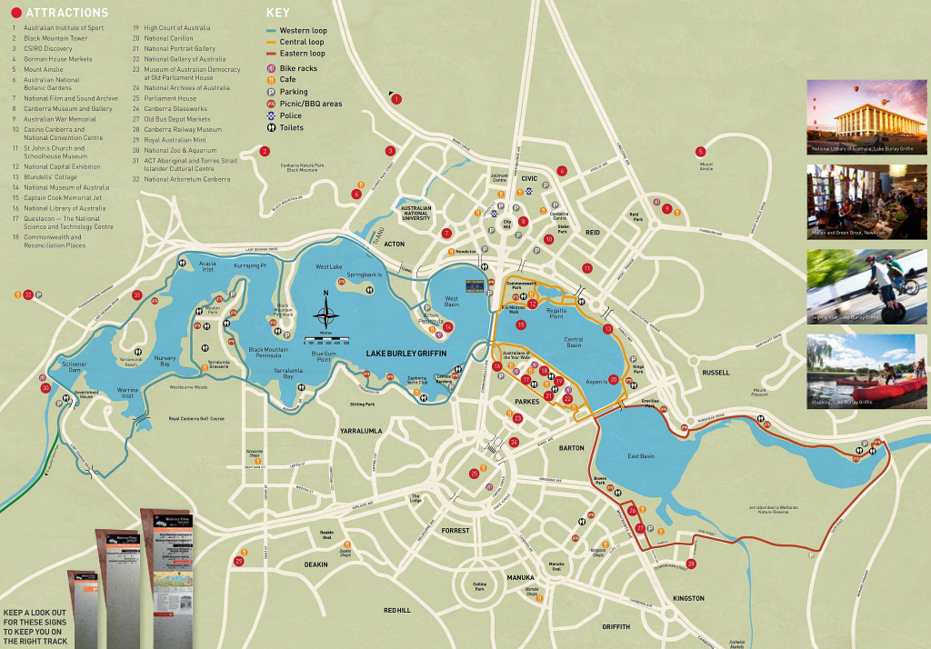 Large Canberra Maps For Free Download And Print | High-Resolution for Printable Map Of Canberra