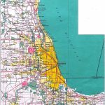 Large Chicago Maps For Free Download And Print | High Resolution And Within Chicago City Map Printable