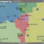 Large Colorado Maps For Free Download And Print | High Resolution Inside Printable Map Of Colorado Springs
