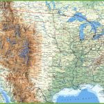 Large Detailed Map Of Usa With Cities And Towns Intended For Printable Map Of Usa States And Cities