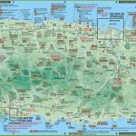 Large Detailed Tourist Map Of Puerto Rico With Cities And Towns Inside Printable Map Of Puerto Rico