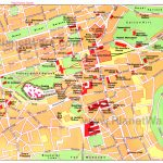 Large Edinburgh Maps For Free Download And Print | High Resolution With Regard To Printable Map Of Edinburgh