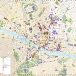 Large Florence Maps For Free Download And Print | High-Resolution for Printable Map Of Florence Italy