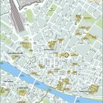 Large Florence Maps For Free Download And Print | High Resolution For Tourist Map Of Florence Italy Printable