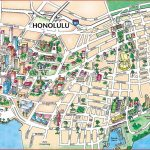 Large Honolulu Maps For Free Download And Print | High Resolution In Printable Map Of Waikiki