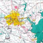 Large Houston Maps For Free Download And Print | High Resolution And Inside Printable Map Of Houston